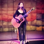 Natasha Borzilova at Bristol Rhythm & Roots Reunion